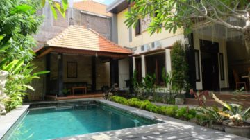 Comfortable 3 bedroom villa in Sanur (Beach Side)