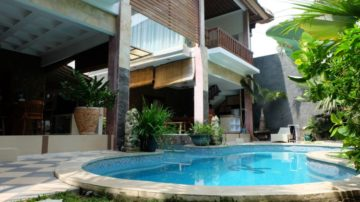 Comfortable Family 4 bedroom villa in Kerobokan