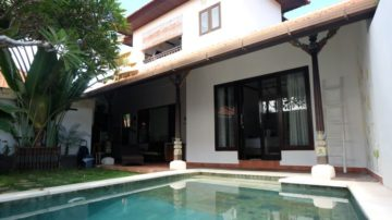 Excellent Umalas location – comfortable 2 bedroom villa