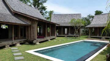 3 bedroom in Canggu