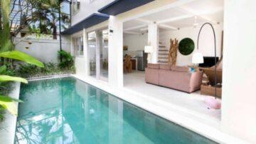 Open Living Villa Seminyak Area