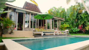 Natural Atmosphere Villa in North Canggu