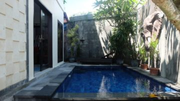 Lovely 3 bedroom house with plunge pool