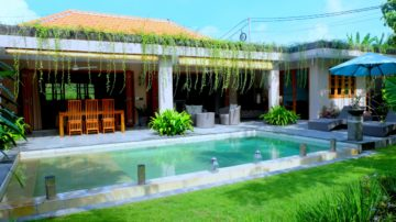 Lovely villa in Batu Bolong – Canggu