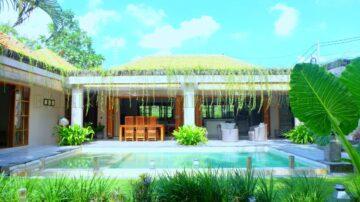 Lovely villa in Batu Bolong (Price for 6 months)