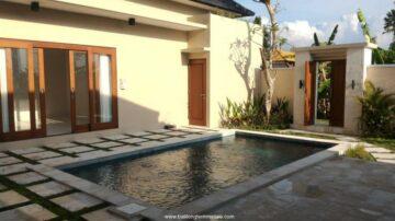 Brand new 3 bedroom unfurnish villa in Canggu