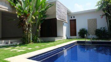 Newly renovated 2 bedroom villa in Kerobokan