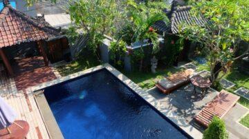 3 bedroom villa with quiet area in Jimbaran