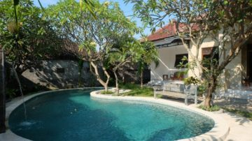 4 bedroom villa close to BIS Sanur