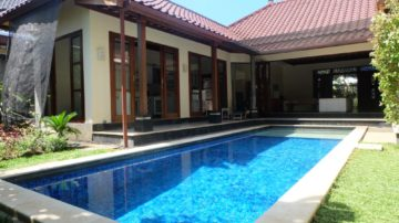 4 bedroom family villa in prime area of Sanur