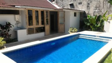 Stylish 2 bedroom villa in Berawa, Canggu