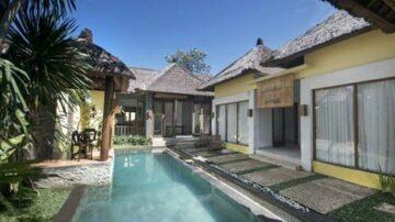 3 bedroom tropical villa in Sanur area