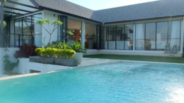 3 bedroom villa in Canggu area