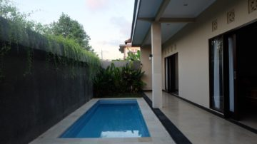 Brand new 2 bedroom villa in Canggu