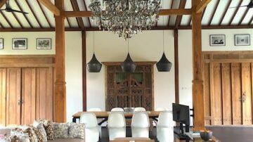 Joglo style 4 bedroom villa