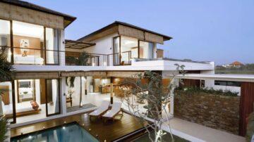 3 bedroom villa – walking distance to the Beach