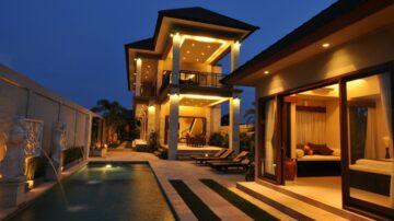 Luxury villa near Berawa beach