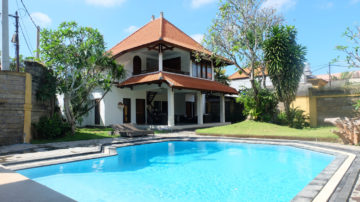 3 bedroom villa in Legian – Kuta area