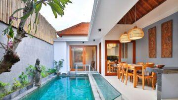 New 2 bedroom villa in Sanur