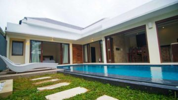 2 bedroom villa in Kerobokan near Umalas area