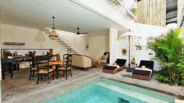 3 bedroom villa in Berawa area