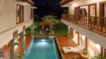 Luxury 3 bedroom villa in heart area of Canggu
