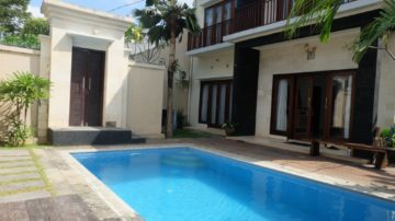Three bedroom villa in North Seminyak