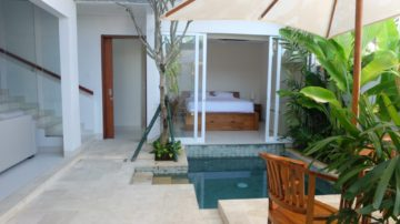 Cozy 3 bedroom villa in prime location of Nusa Dua (2 units)