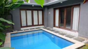 Three bedroom villa in a small villa compound in Seminyak