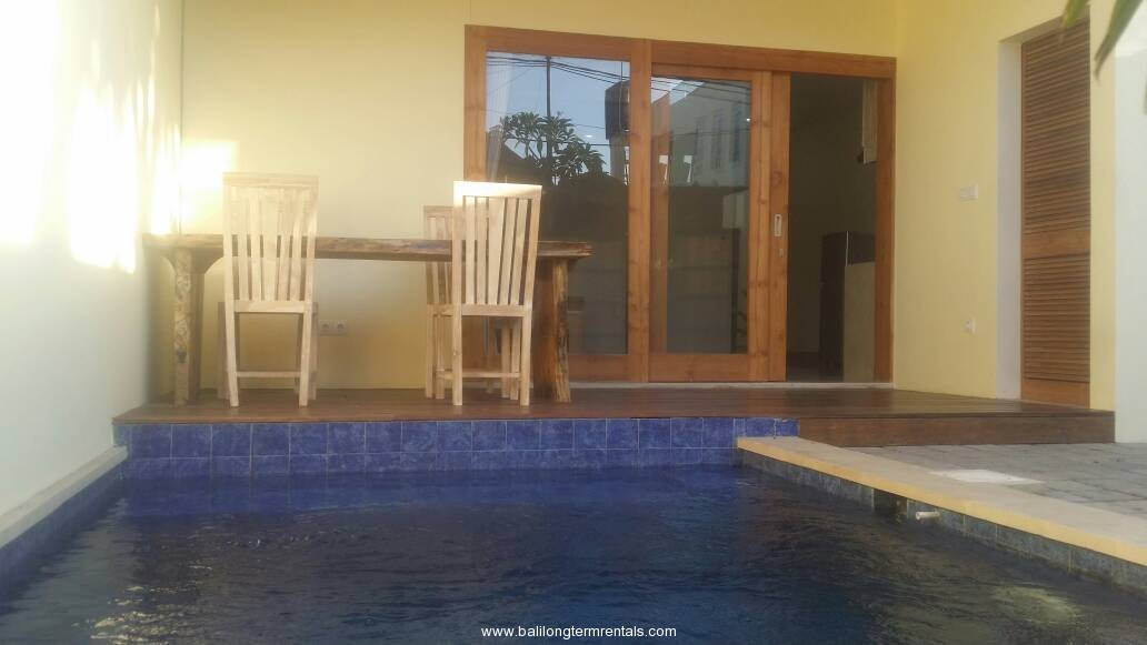 3 Bedrooms Simple Modern Villa in Sanur