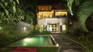 Beautiful 3 bedroom villa in Legian area