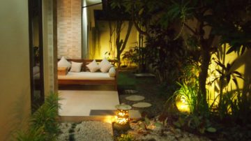 3 bedroom stylish villa in Seminyak