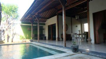 2 bedroom villa in Canggu area