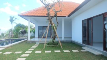 Brand New villa in Umalas close to Canggu area