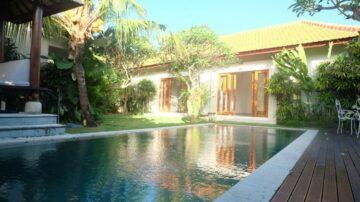 Nice 3 Bedroom villa in Batubelig area