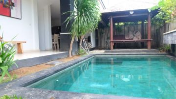 Simply 2 bedroom villa in Berawa with Beautiful rice fields view