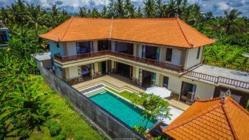 Gianyar Beach Side 5 Bedrooms Villa