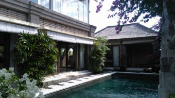 Tranquil 4 bedroom villa in Bukit Jimbaran