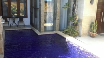 3 bedroom house with pool