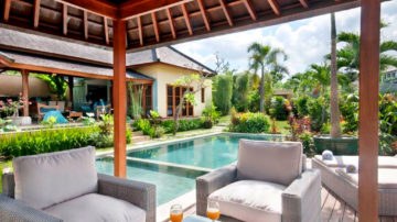 Cozy and spacious 3 bedroom private villa in Umalas