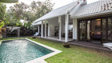 Beautiful villa in Kerobokan area