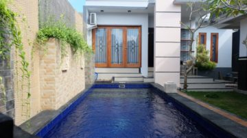 Brand new 3 bedroom villa in Jimbaran near the international school