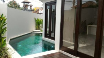 Brand new 2 bedroom villa in Sanur