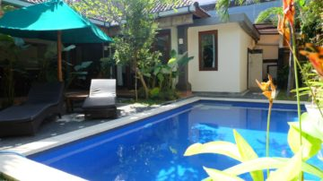2 bedroom villa in Sanur beach side