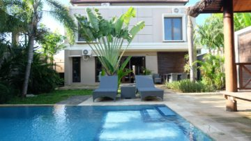 Private villa in quiet area of Canggu