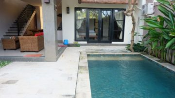 2 bedroom villa in Jimbaran