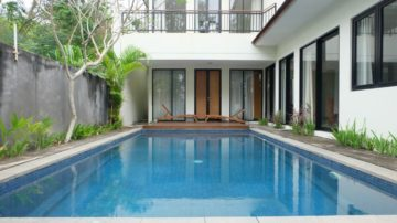 3 bedroom villa with quiet area in Jimbaran