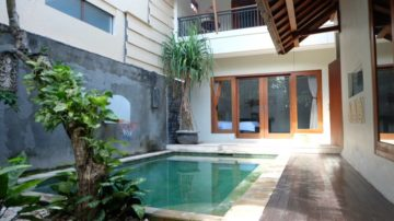 Comfortable 3 bedroom villa in Sanur