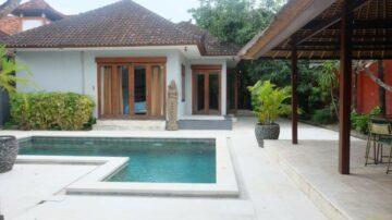 Agents' Top Pick in Kerobokan- clean & comfortable 2 bedroom villa