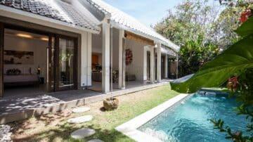 2 bedroom private villa in Kerobokan area